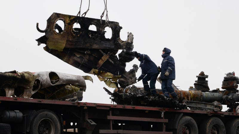Illustration for article titled MH17 Wreckage Finally Recovered In Ukraine