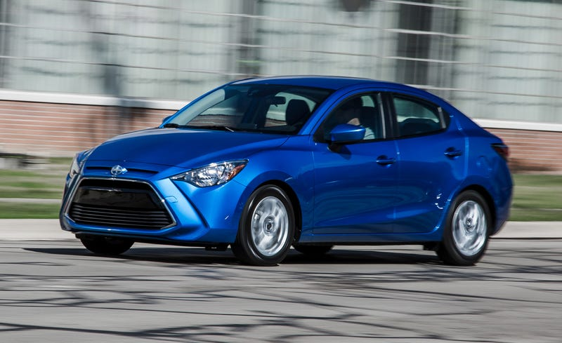 Illustration for article titled Can Someone Fill Me in on the Scion iA Hype?