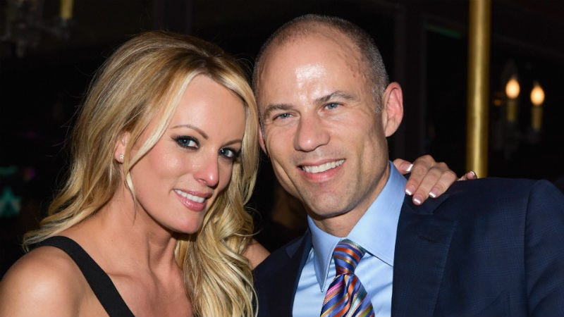Illustration for article titled Michael Avenatti Wants Stormy Daniels to Have Her Day in Court Like Yesterday
