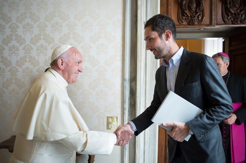 L' Osservatore Romano/pool photo via AP