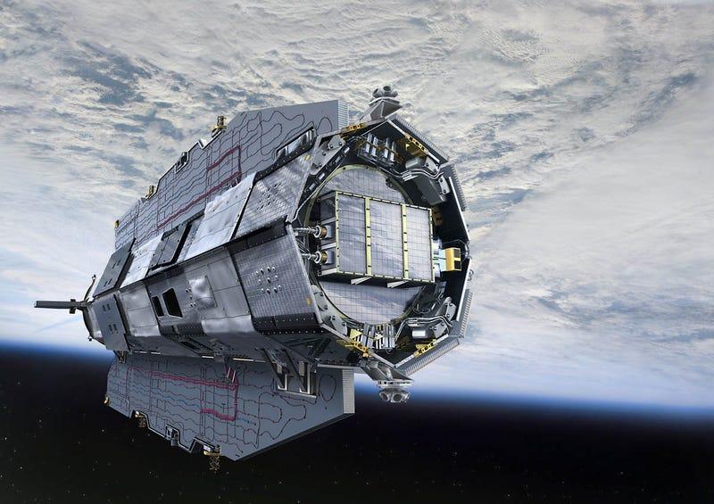 Illustration for article titled El satélite GOCE se desintegra en la atmósfera sin causar daños