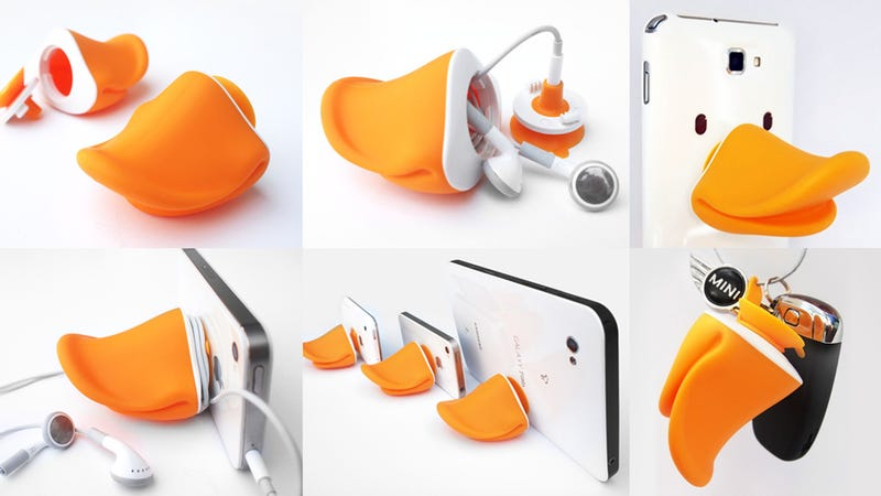 Illustration for article titled If This Isn't the Best Phone Stand Ever Created By Mankind, I Don't Know What Is