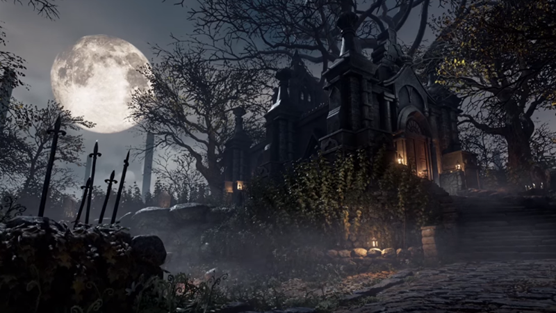 Illustration for article titled Hunter's Dream From Bloodborne, Remade In Unreal Engine