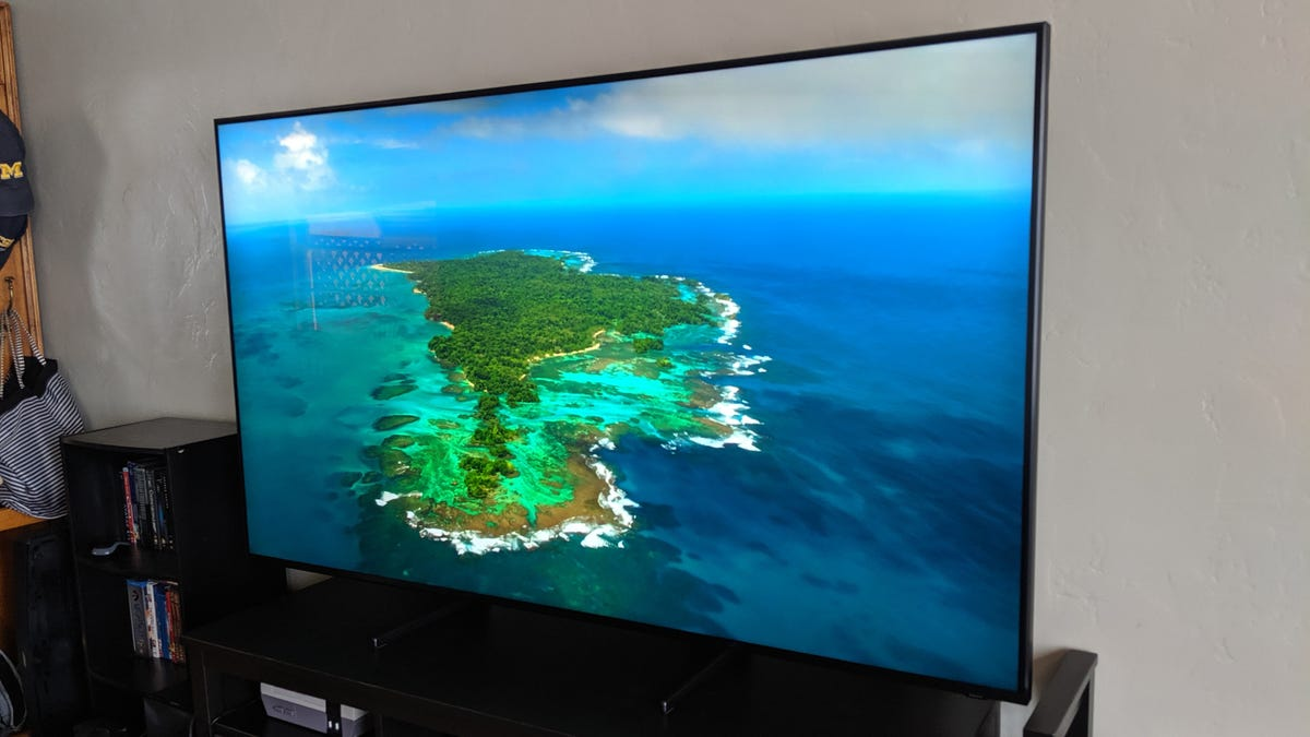 Samsung's First 8K Consumer TV Is Impressive—But Not Because
