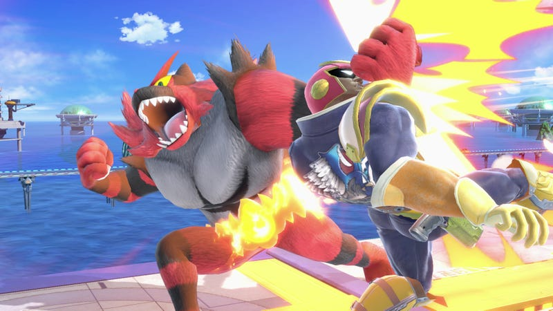 Illustration for article titled Oh No, I Think I Might Be Getting Good At Smash Bros.
