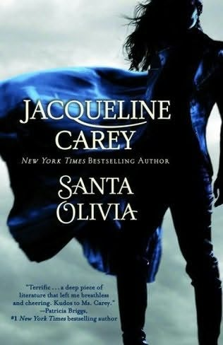 """Illustration for article titled io9 Book Club: Ask Jacqueline Carey About """"Santa Olivia"""""""