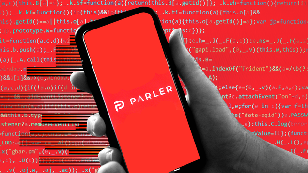 Parler Wasn t Hacked, but That Doesn t Mean It s Safe to Use