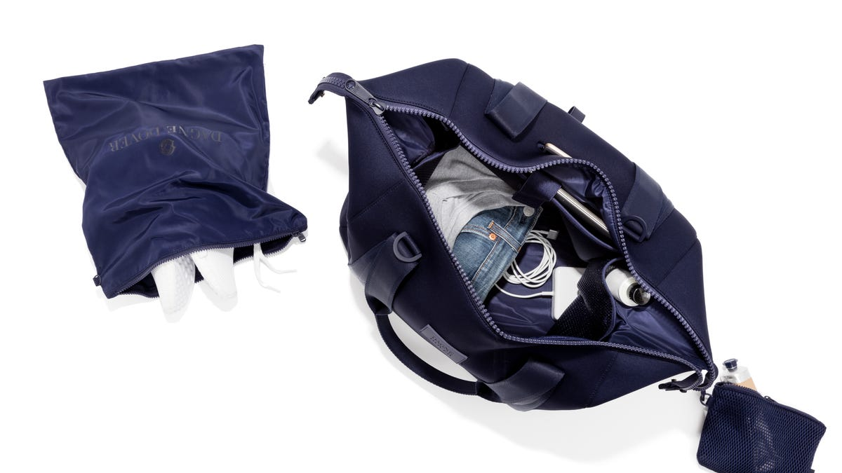 Dagne Dover's Landon Carryall Is the Answer to Your Weekender Problems