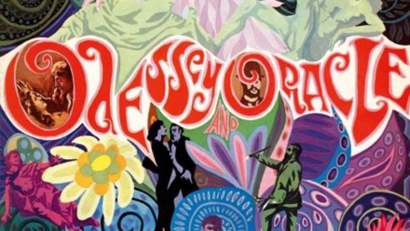 The Zombies' The Odessey and Oracle
