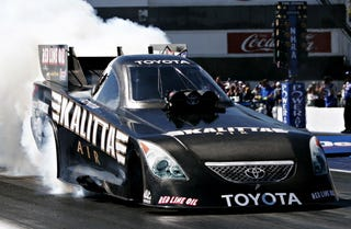 NHRA Shortens Track After Fatal Crash, No Longer 1/4-Mile