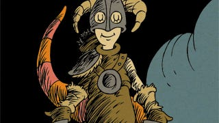Illustration for article titled If Dr. Seuss Was Skyrim's Dragonborn...