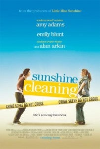Illustration for article titled Sunshine Cleaning Cleans Up At Weekend Box Office