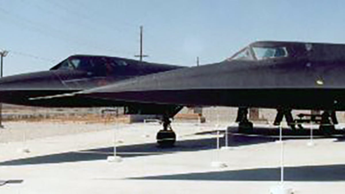 The story of the ultrasecret A-12 Oxcart—father of the SR-71