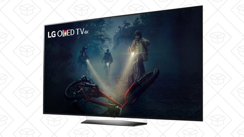 Jika kamu cinta kulit hitam dan warna-warna cerah -dan siapa yang tidak? -ini 2017 OLED LG TV turun menjadi $ 1600 hari ini di MassDrop, atau $ 2600 untuk ...