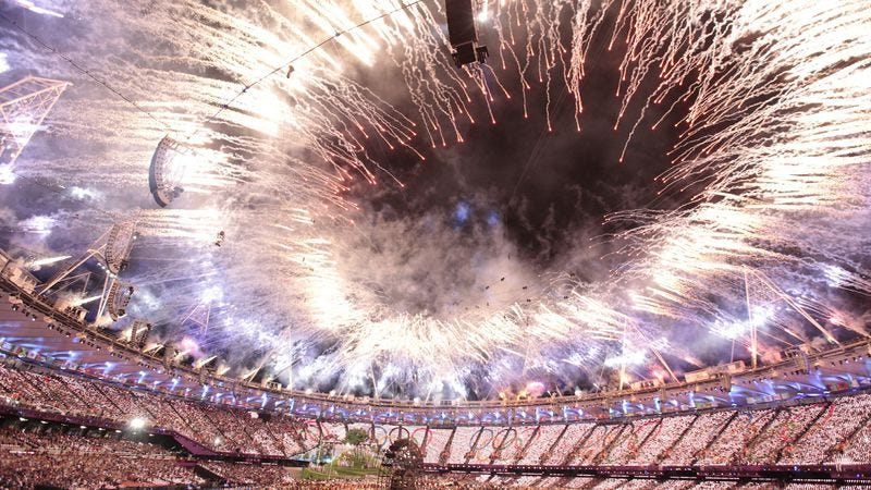 Illustration for article titled The 2012 Summer Olympics: August 2, 2012