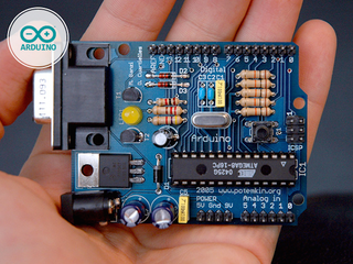 Illustration for article titled Get 81% off an Introduction to Open-Sourced Electronics w/ Arduino