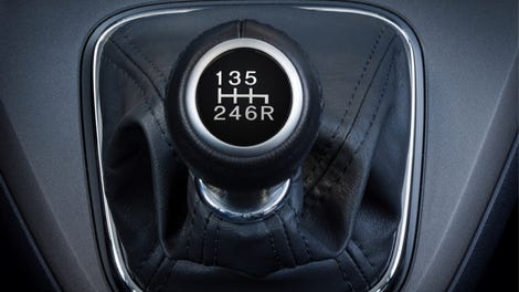 Service Manual Eaton auto shift
