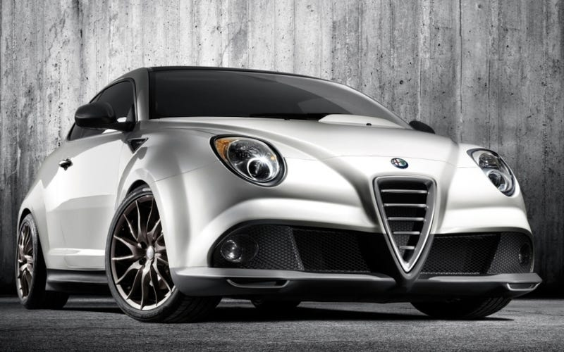 Illustration for article titled Alfa Romeo MiTo GTA Concept Headed For Geneva Motor Show