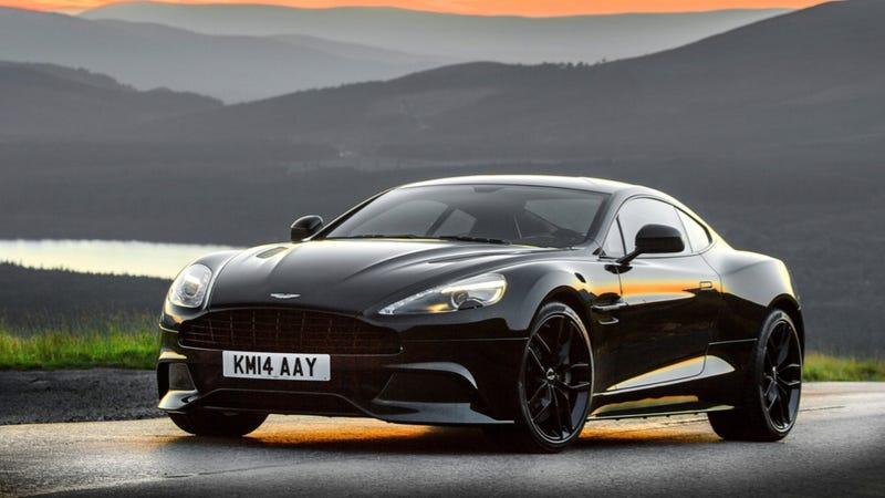 Photo credit: Aston Martin