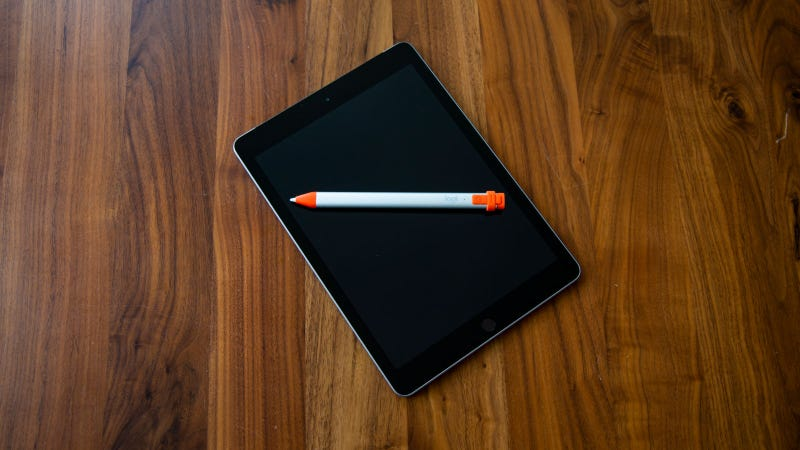 Logitech Crayon For iPad | $50 | Amazon