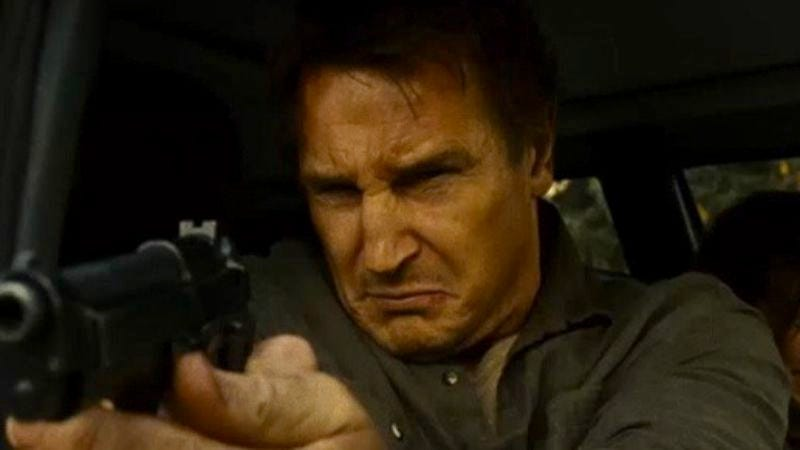 Illustration for article titled Liam Neeson convinced to return for Taken 3 by certain set of $20 million bills
