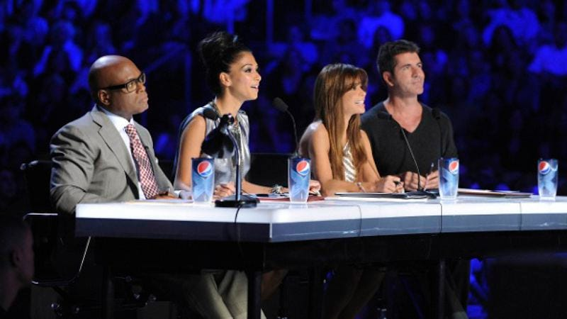 """Illustration for article titled The X Factor: """"Auditions #1"""""""