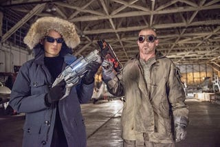 Illustration for article titled With The Return Of Captain Cold, The Flash May Have Hit Its Stride