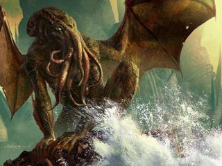 Illustration for article titled H.P. Lovecraft Film Festival and CthulhuCon to ensnare Portland this weekend