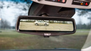 Illustration for article titled Cadillac CT6 Will Have A Rearview Mirror With Streaming Video