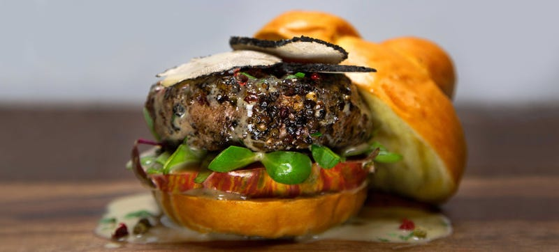 Illustration for article titled This burger is illegal in one state and several countries