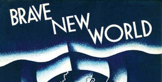 Illustration for article titled Syfy & Amblin Will TurnBrave New WorldInto A TV Series