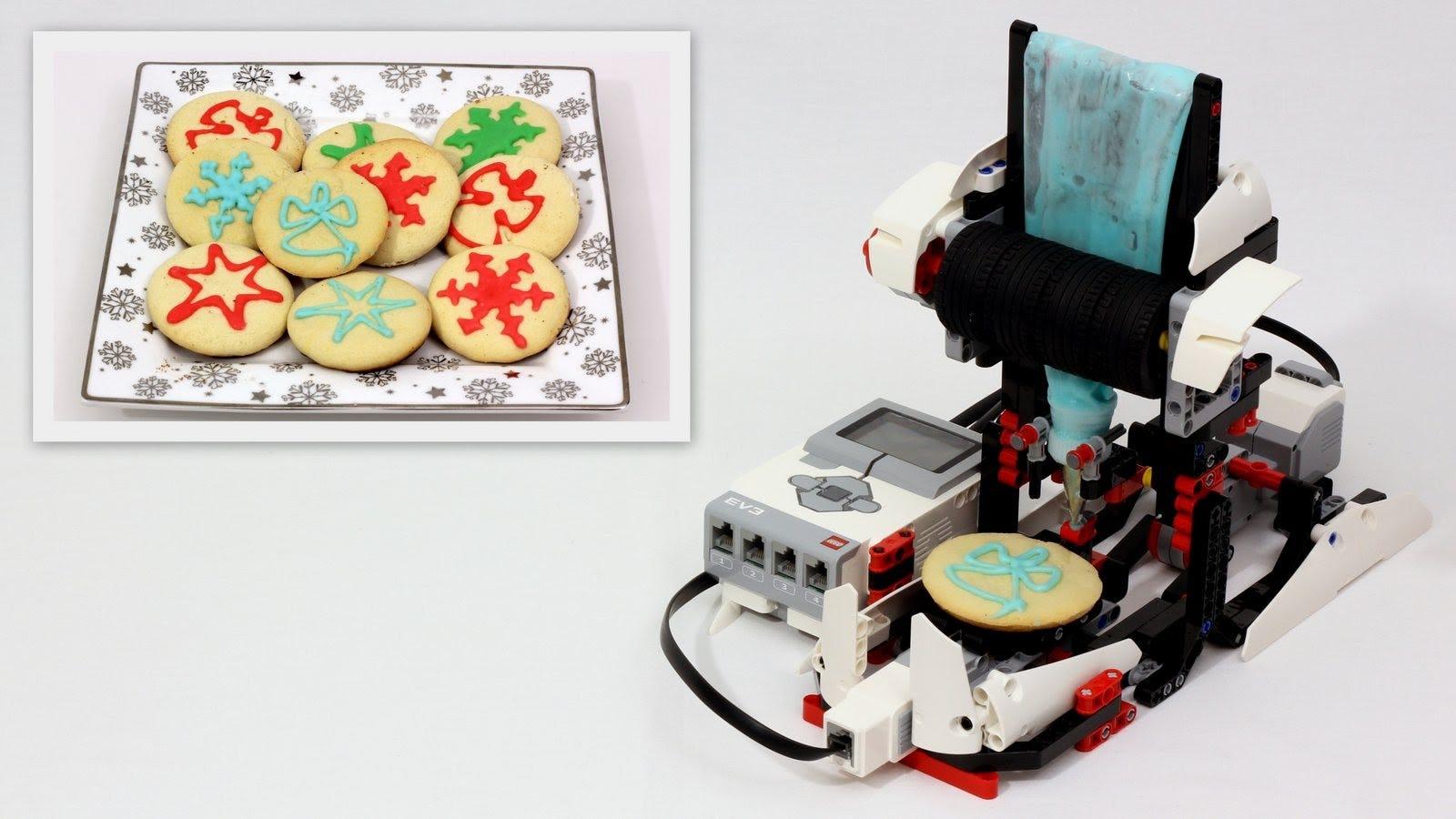 Lego Mindstorms Slot Machine Undersea Slots