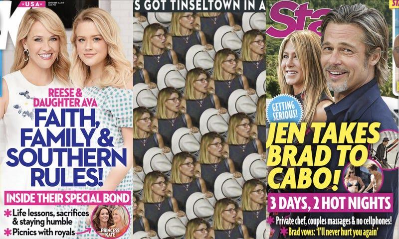 This Week In Tabloids: Lori Loughlin, Interrupted