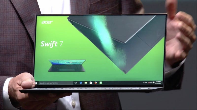 Acer's Latest 17-Inch Swift Is Super Dang Tiny | Gizmodo UK