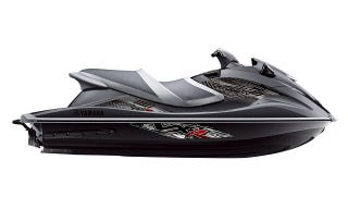 Illustration for article titled The New VXR WaveRunner Is More Powerful Than Some Cars