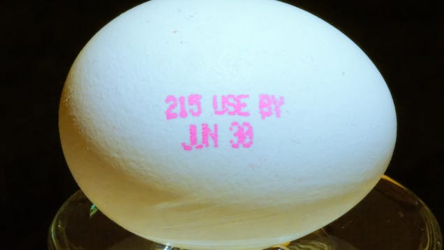 Groceries Will Soon Have Practical, Standardized Expiration Dates
