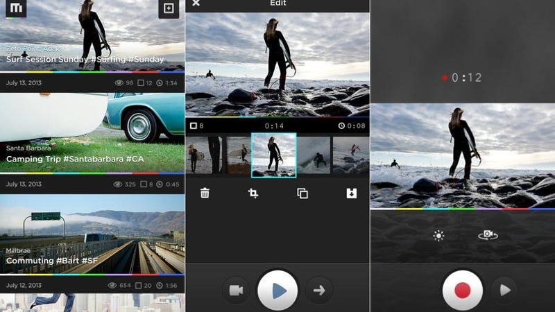 Illustration for article titled MixBit, la nueva app de los fundadores de YouTube para compartir vídeo