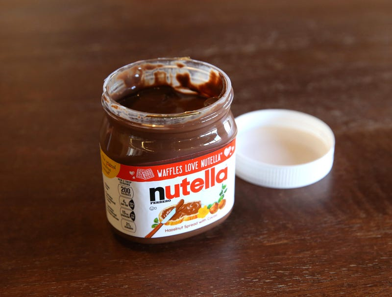 Illustration for article titled Nutella Briefly Entertained As Lubricant