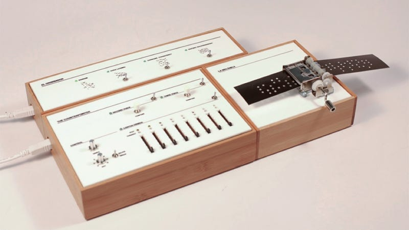 Illustration for article titled These Prodigious Synthesizers Make Music Using 300-Year-Old Rules