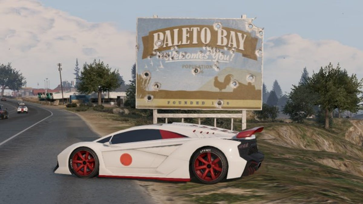 Grand Theft Auto Online's neighborhoods are defined by those