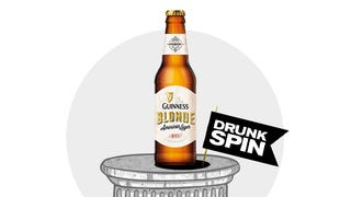 Illustration for article titled Guinness Blonde American Lager Is Pandering To You, Badly