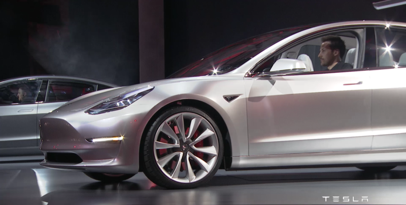 Illustration for article titled Tesla Will Begin Assembly Of The Pre-Production Model 3 In Two Weeks: Report