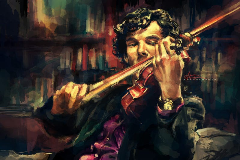 Stop Calling Sherlock a Sociopath! Thanks, a Psychologist