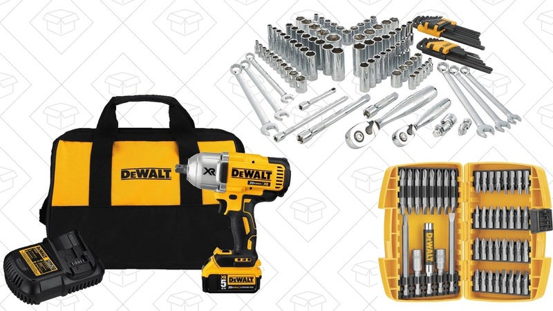 DEWALT Gold Box | Amazon