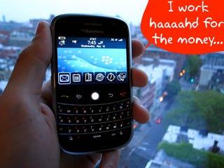 Illustration for article titled RIM Spending Hard to Develop Hot New BlackBerrys