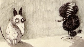 Illustration for article titled Frankenweenie is Tim Burton's twisted take on man's best friend