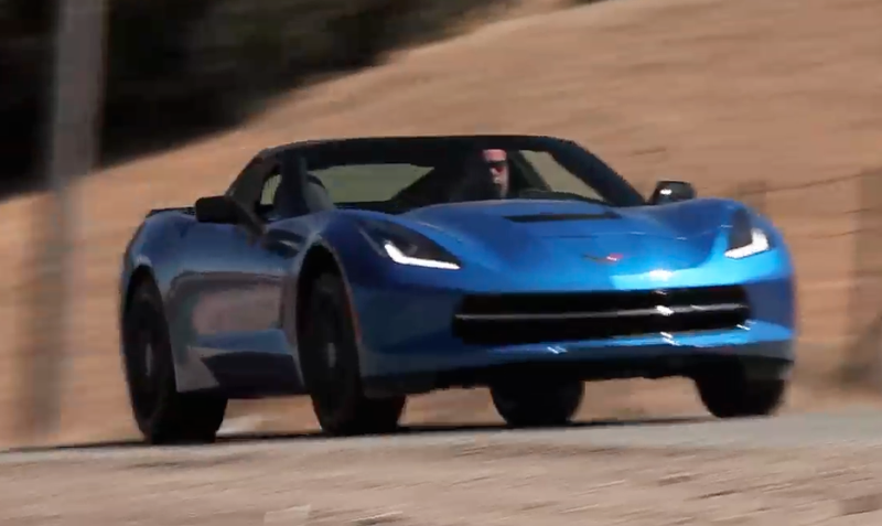 Illustration for article titled Video: The C7 Corvette Really is That Good.