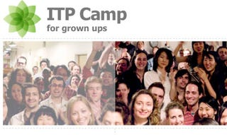 Illustration for article titled NYU's ITP Summer Camp for Grown Up Creative Geeks