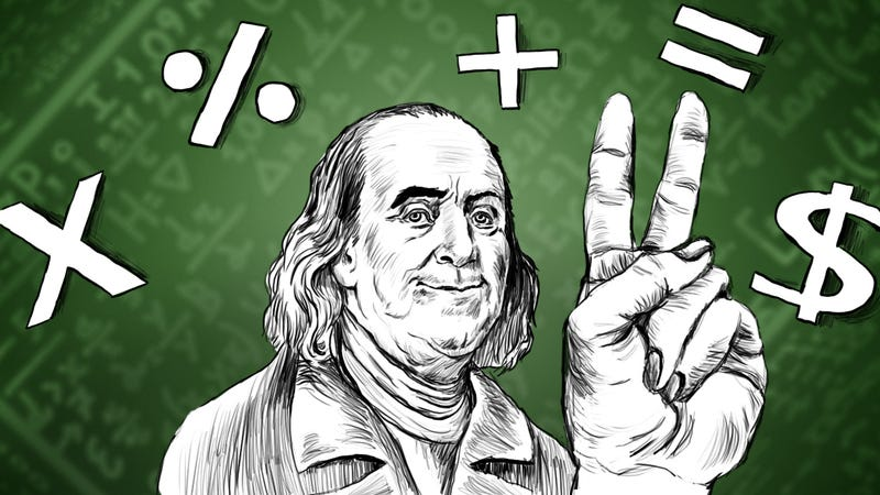 Illustration for article titled The Two Simple Equations That Lead to Financial Success