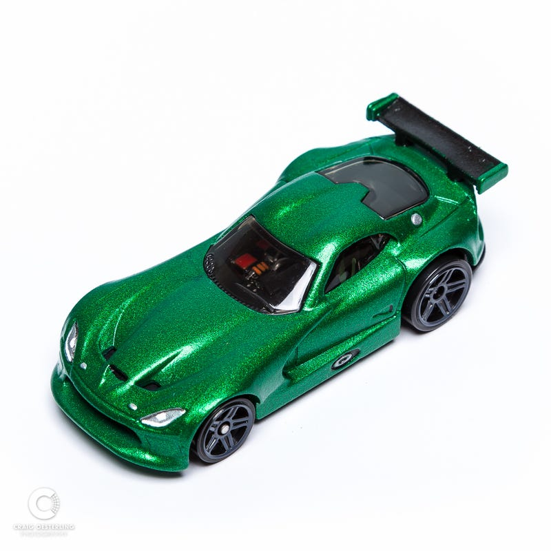 Illustration for article titled Custom SRT Viper GTS-R